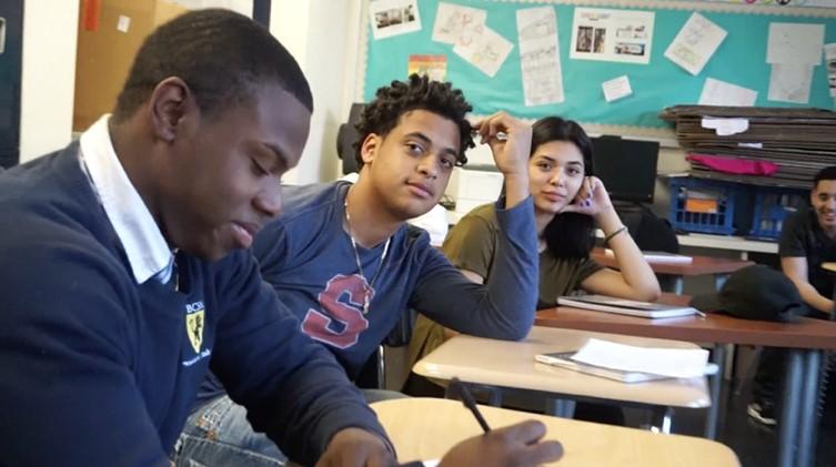 Fall 2015 TAPCO classroom