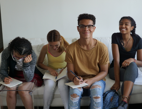 <strong>QUESTion Class Alumni Engage Incoming Freshmen with the Hayden Summer Bridge Program</strong>