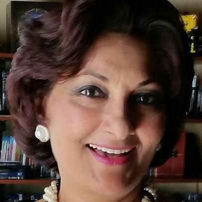 Amrita Mahbubani